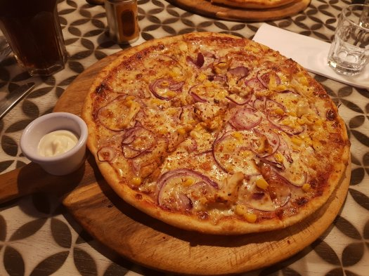 An Ode To Planet Pizza Gloucester Road Bedsit Bonne Vivante